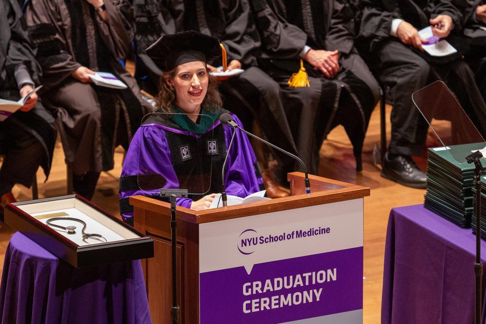 NYU School of Medicine Celebrates 178th Annual Graduation
