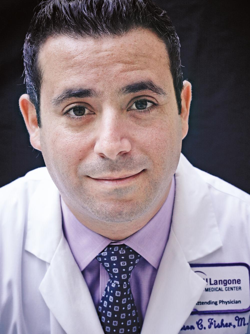 Pediatric Surgeon Dr. Jason Fisher