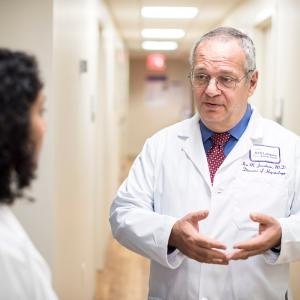 Renowned Liver Disease Specialist Named Director of