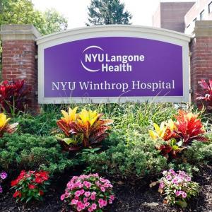 NYU Langone Medical Center & Winthrop-University Hospital to