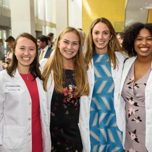 At NYU School of Medicine, Select Students Are Graduating