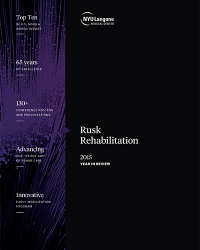 Rusk Rehabilitation 2015 Year in Review