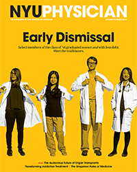 NYU Physician Spring 2016 Issue