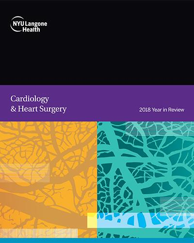 Cardiology & Heart Surgery 2018 Year in Review Cover