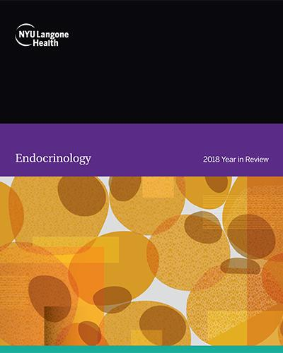 Endocrinology 2018 Year in Review Cover