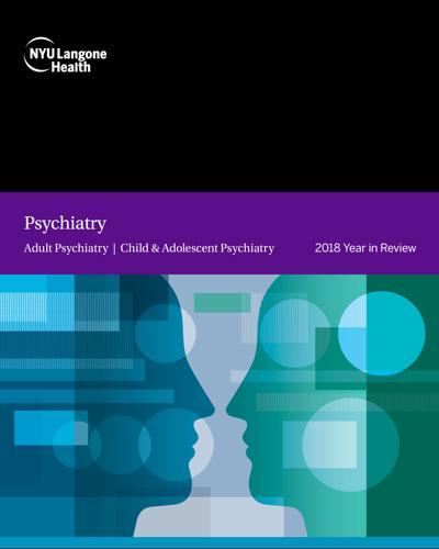Psychiatry 2018 Year in Review Cover