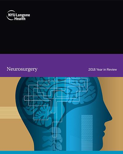 Neurosurgery 2018 Year in Review Cover